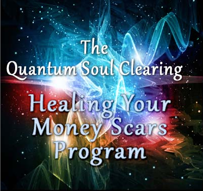 Healing  Your Money-scars